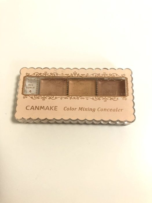 CANMAKE コンシーラー